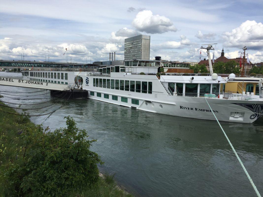 Uniworld SS River Empress